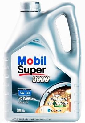 ULEI MOTOR MOBIL SUPER 3000 XE 5W30 (5L) 50501