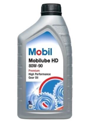 Ulei pentru cutie viteze manuala MOBILUBE HD 80W90 1L