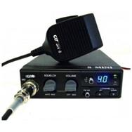 Statie radio auto CB CRT S MINI, 4W