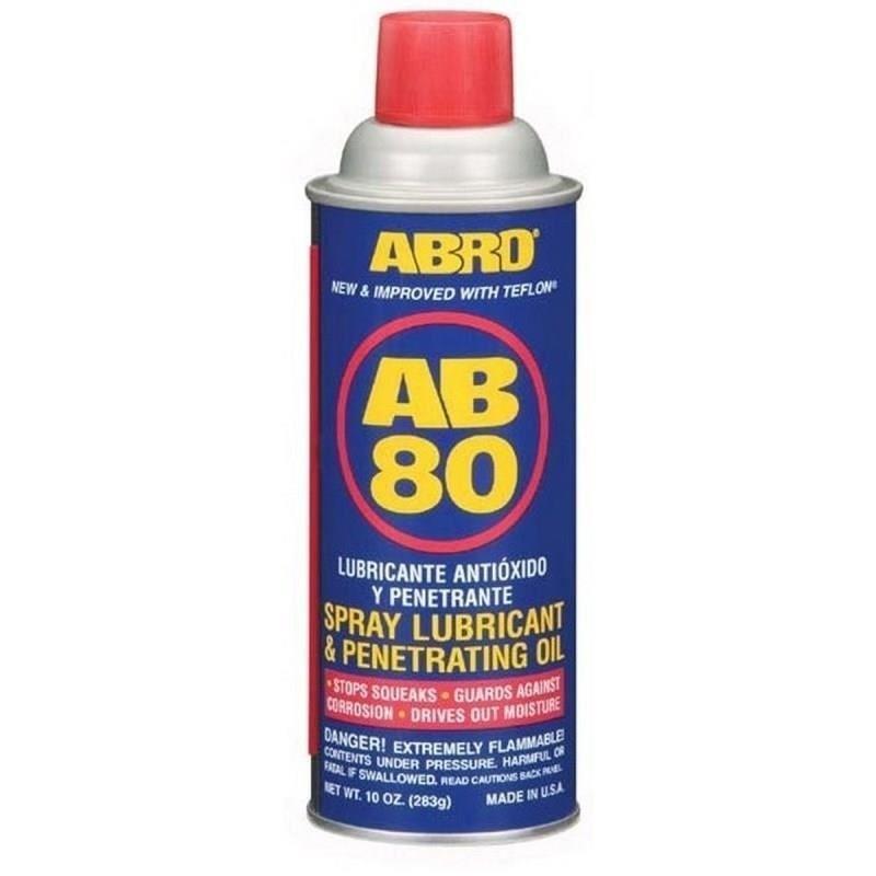 Spray degripant si lubrifiant cu teflon Abro, 283 g