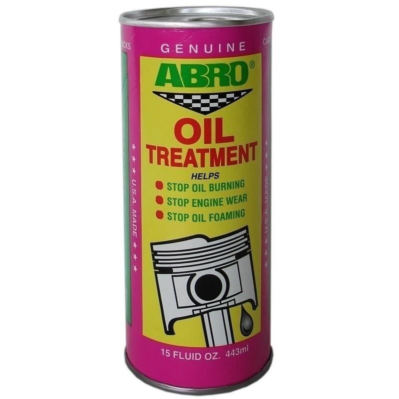 Aditiv pentru ulei motor Abro, 443 ml