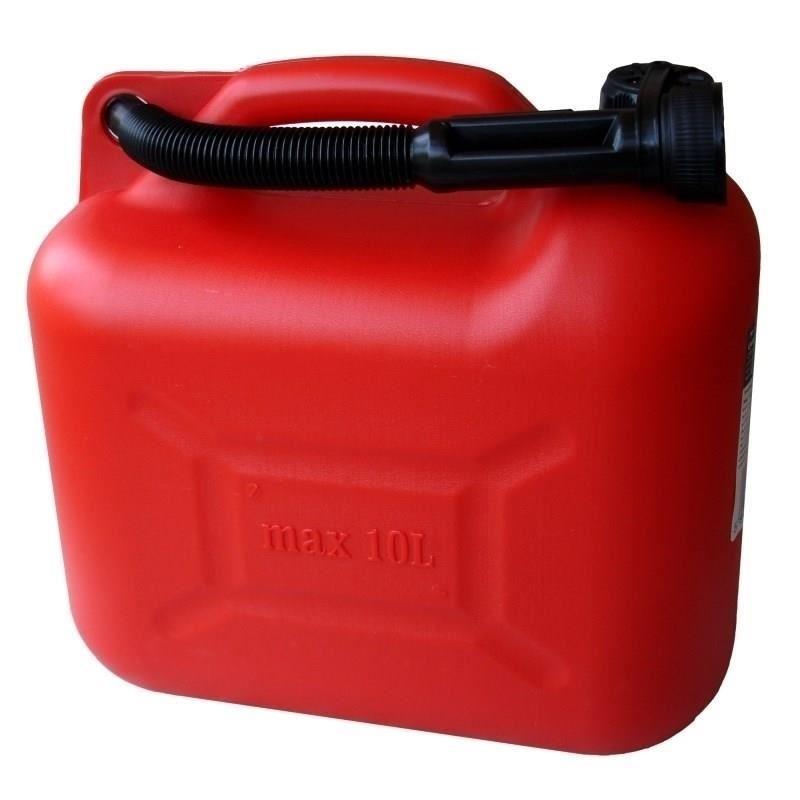 Canistra plastic cu palnie flexibila 10 L
