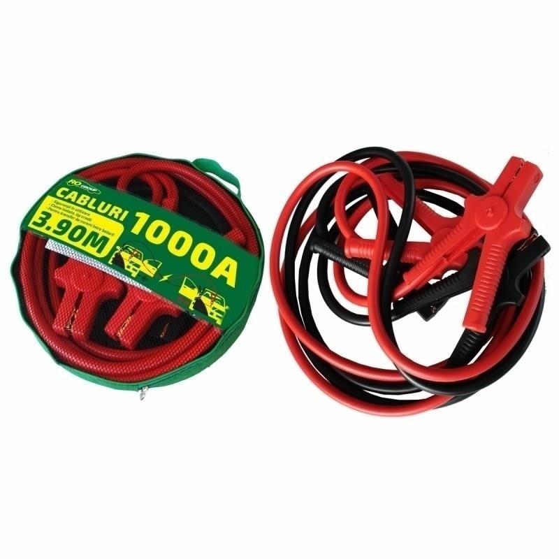 Cabluri pornire auto RoGroup, 1000A