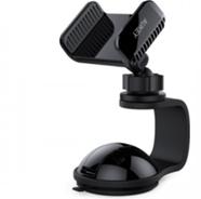 Suport pentru telefon Aukey HD-C30, negru, montare pe parbriz sau bordul masinii, rotire 360 de grad