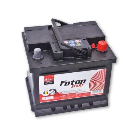 Acumulator auto Foton Start 44A 207 x 175 x h175mm 400A